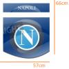 Napoli STICKER (57cmx66cm)