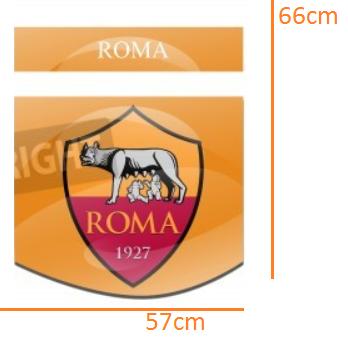 Roma STICKER (57cmx66cm)