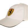 Ferrari Logo Cap