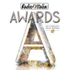 NEW!! RADIO ITALIA AWARDS (4 CD) 2016