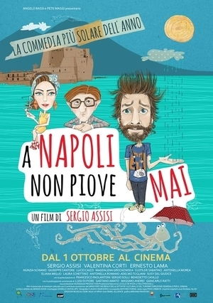 A NAPOLI NON PIOVE MAI (DVD)