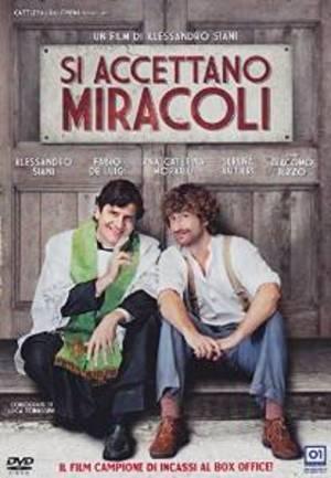 SI ACCETTANO MIRACOLI (DVD)