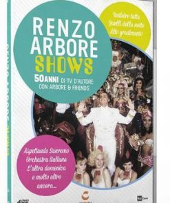 RENZO ARBORE SHOWS (4 DVD) (DVD)