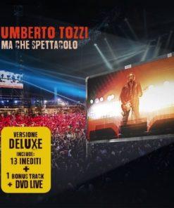 UMBERTO TOZZI - MA CHE SPETTACOLO -CD+DVD (CD)