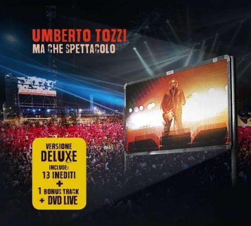 UMBERTO TOZZI – MA CHE SPETTACOLO -CD+DVD (CD)