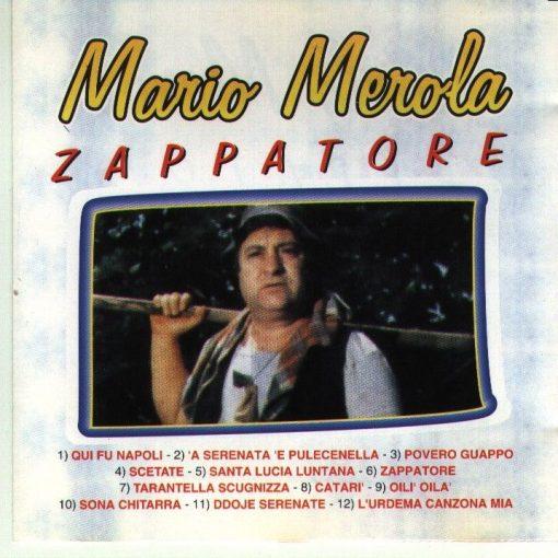 MARIO MEROLA - ZAPPATORE (CD)