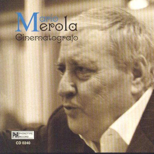 MARIO MEROLA - CINEMATOGRAFO (CD)