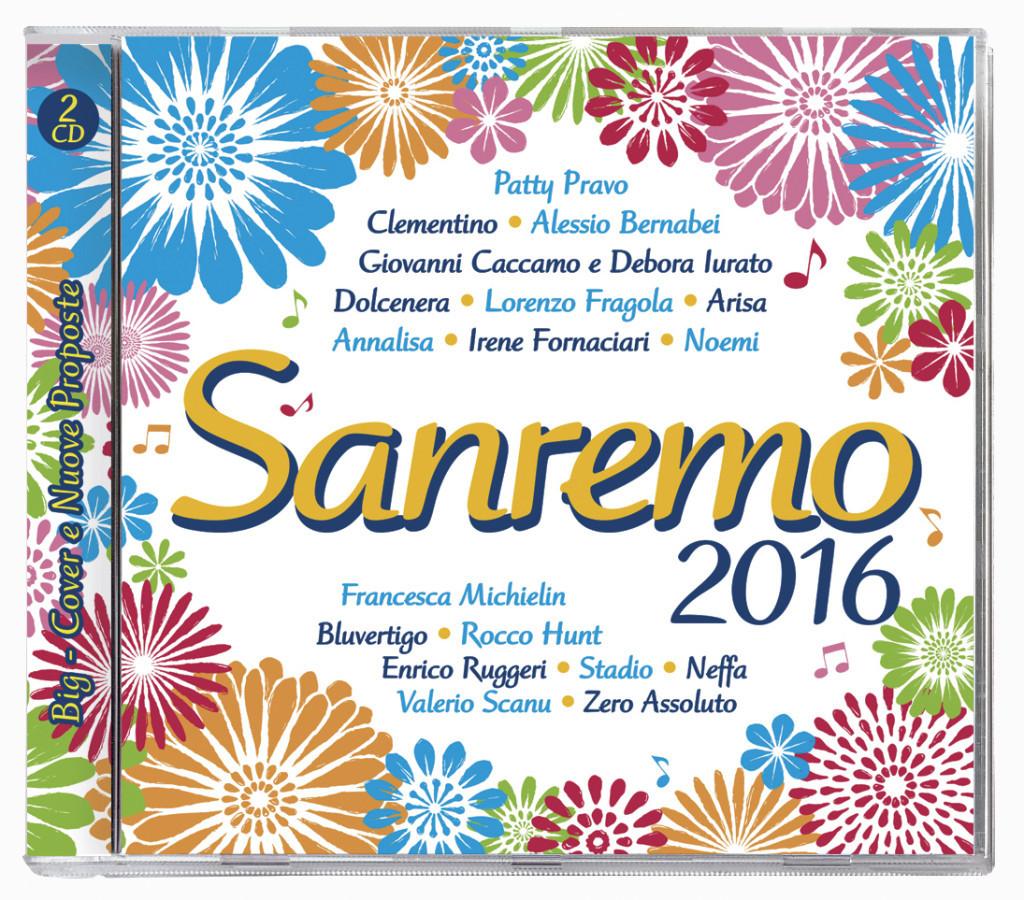 SANREMO 2016 - 2CD (CD)