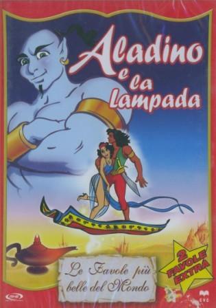 ALADINO E LA LAMAPDA
