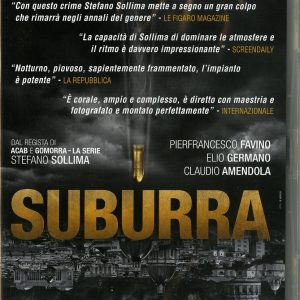 SUBURRA LIMITED EDITION (2 DVD) (DVD)