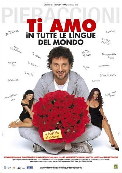 TI AMO IN TUTTE LE LINGUE DEL MONDO (DVD)
