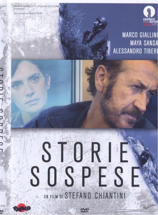 STORIE SOSPESE (DVD)
