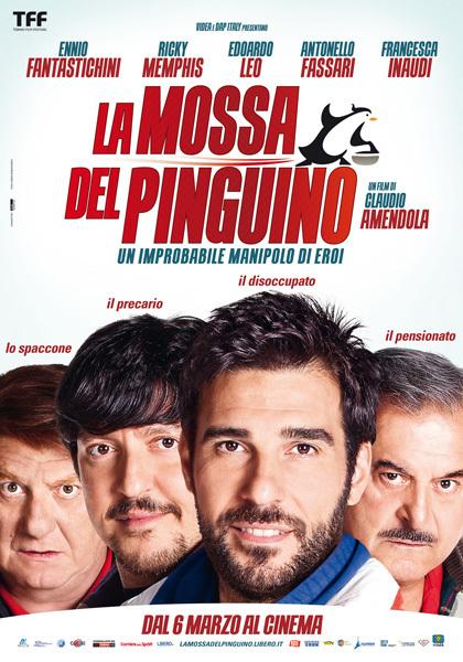 LA MOSSA DEL PINGUINO (DVD)