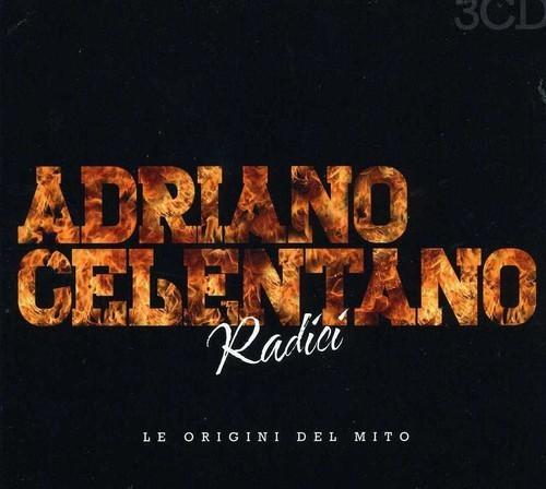 ADRIANO CELENTANO - RADICI - LE ORIGINI DEL MITO (3 CD)