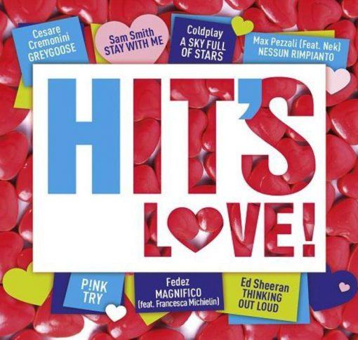HIT'S LOVE! 2015 (CD)