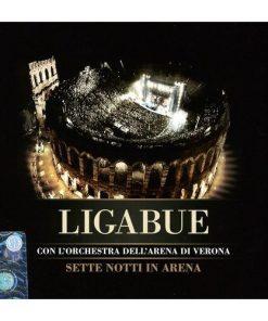 LIGABUE - SETTE NOTTI IN ARENA (CD+DVD)