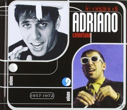 ADRIANO CELENTANO - LE ORIGINI DI ADRIANO CELENTANO VOLL.1, 2 - 2CD