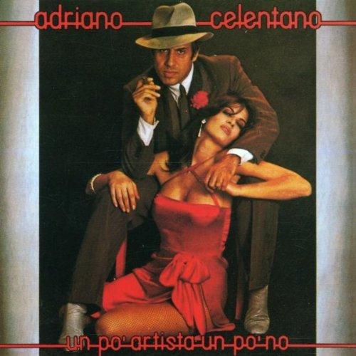 ADRIANO CELENTANO - UN PÓ ARTISTA UN PÓ NO (CD)