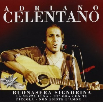 ADRIANO CELENTANO - HIS GREATEST HITS (CD)