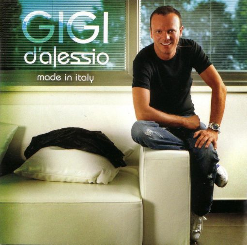 GIGI D'ALESSIO - MADE IN ITALY (CD)