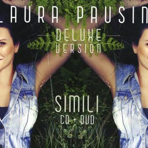 LAURA PAUSINI - SIMILI DELUXE VERSION (CD + DVD)
