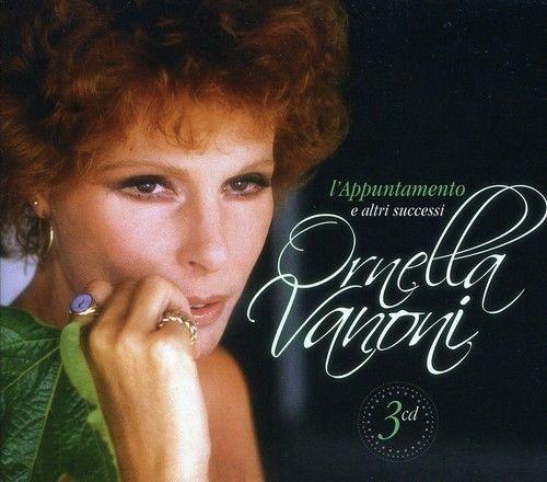 ORNELLA VANONI - L'APPUNTAMENTO E ALTRI SUCCESSI (3 CD)
