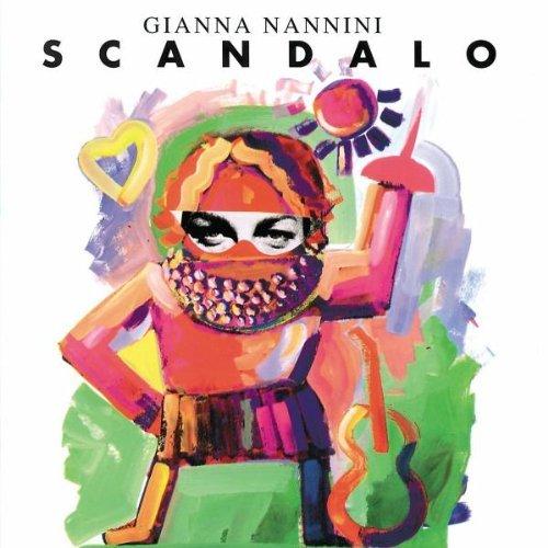 GIANNA NANNINI - SCANDALO (CD)