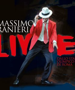 MASSIMO RANIERI - LIVE DALLO STADIO OLIMPICO DI ROMA (CD + DVD)