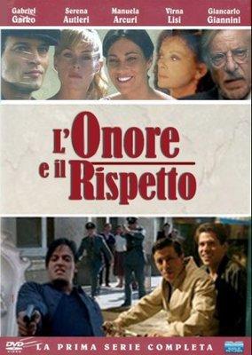 L'ONORE E IL RISPETTO PRIMA SERIE (6 DVD)