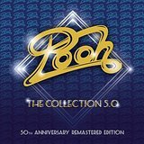 POOH THE COLLECTION 5.0 (5CD) 50TH ANNIVERSARY REMASTERED EDITION