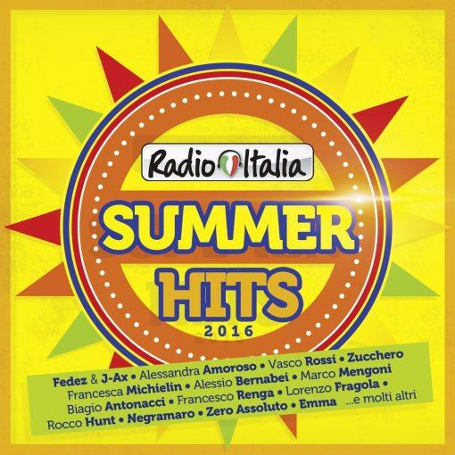 VARI-RADIO ITALIA SUMMER HITS 2016