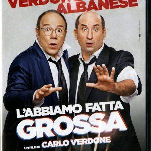 L'ABBIAMO FATTA GROSSA (DVD)