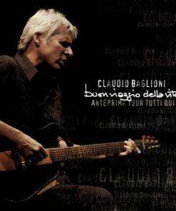 CLAUDIO BAGLIONI - BUON VIAGGIO DALLA VITA (3 CD)