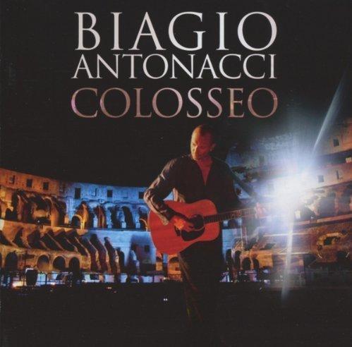 BIAGIO ANTONACCI - COLOSSEO (CD + DVD)