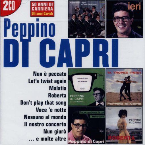 PEPPINO DI CAPRI - I GRANDI SUCCESSI (2CD)
