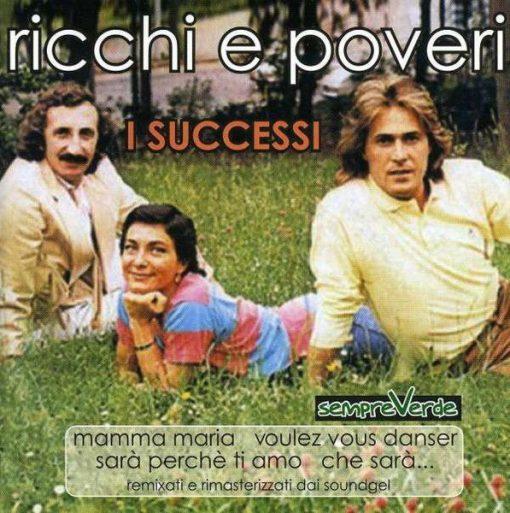 RICCHI E POVERI - I SUCCESSI (CD)