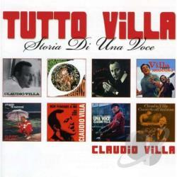 CLAUDIO VILLA - TUTTO VILLA - STORIA DI UNA VOCE (2 CD)