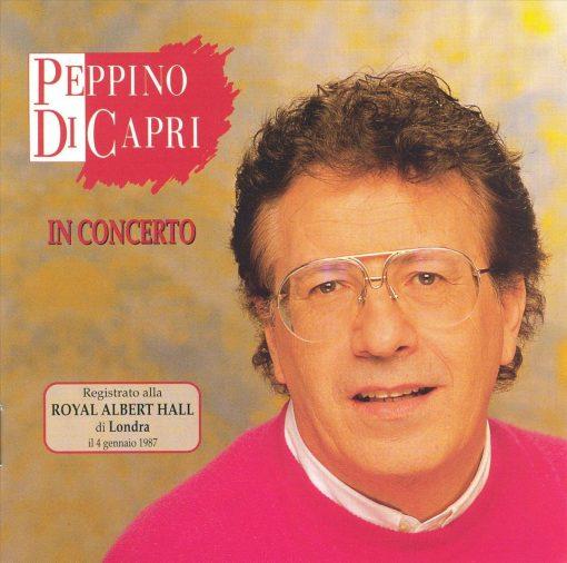 PEPPINO DI CAPRI - IN CONCERTO (CD)