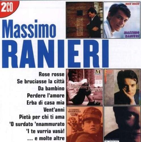 MASSIMO RANIERI - I GRANDI SUCCESSI (2 CD)