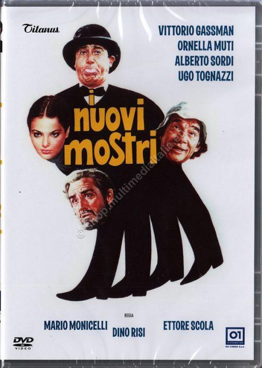 I NUOVI MOSTRI (DVD)