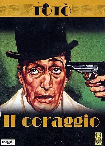 TOTÓ - IL CORAGGIO (DVD)