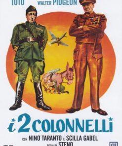 TOTÓ - I 2 COLONNELLI (DVD)