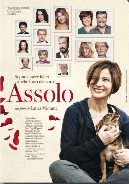 ASSOLO (DVD)