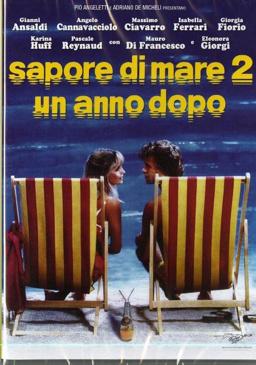 SAPORE DI MARE 2 - UN ANNO DOPO (DVD)