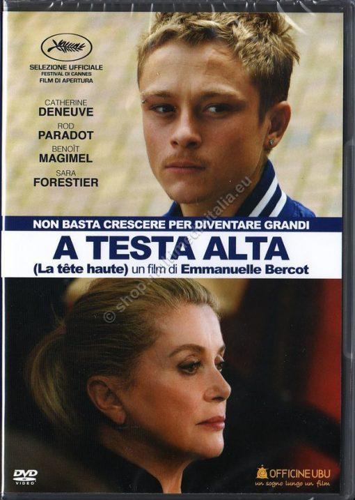 A TESTA ALTA (DVD)