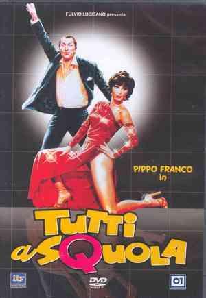 TUTTI A S(Q)UOLA (DVD)