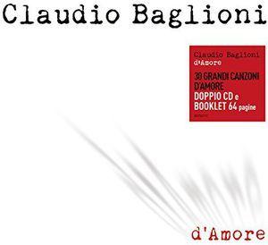 CLAUDIO BAGLIONI - D'AMORE (2 CD)