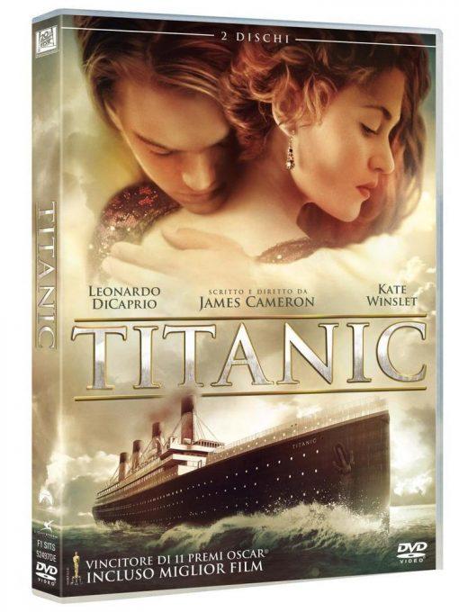 TITANIC (2 DVD) DI CAPRIO, WINSLET