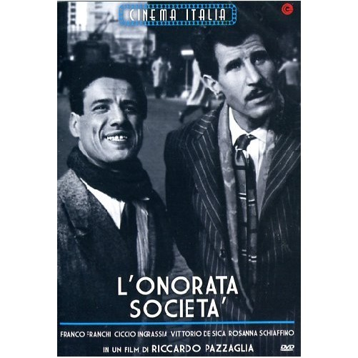 FRANCO E CICC0- L'ONORATA SOCIETA' (DVD)