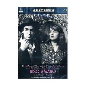 RISO AMARO (DVD)